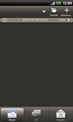 HTC S510b Rhyme - E-mail - Configuration manuelle - Étape 4