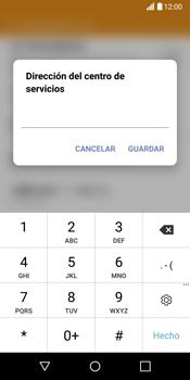 LG G6 - Mensajería - Configurar el equipo para mensajes de texto - Paso 8
