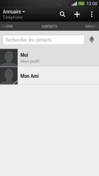 HTC One - Contact, Appels, SMS/MMS - Ajouter un contact - Étape 9
