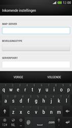 HTC One Mini - E-mail - Account instellen (IMAP met SMTP-verificatie) - Stap 10