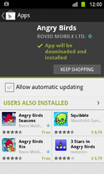 Samsung I9100 Galaxy S II - Applicaties - Downloaden - Stap 18