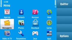 Nokia N97 - MMS - envoi d'images - Étape 2