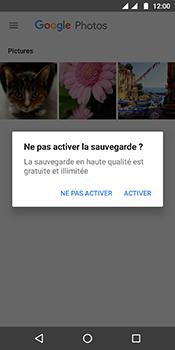 Motorola Moto G6 - Photos, vidéos, musique - Envoyer une photo via Bluetooth - Étape 5
