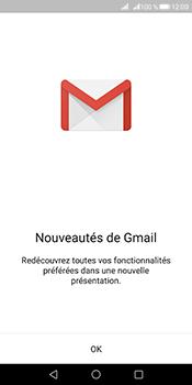 Huawei Mate 10 Pro - E-mails - Ajouter ou modifier votre compte Gmail - Étape 4