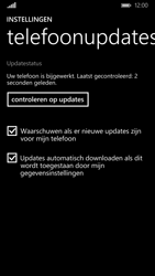 Nokia Lumia 830 - Software update - update installeren zonder PC - Stap 7