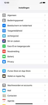 Apple iphone-xs-max-met-ios-13-model-a1921 - Beveiliging en ouderlijk toezicht - Zoek mijn iPhone inschakelen - Stap 3