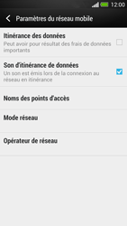 HTC One - Internet - configuration manuelle - Étape 7
