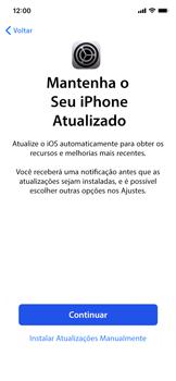 Apple iPhone XR - Primeiros passos - Como ativar seu aparelho - Etapa 20