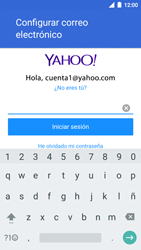 BQ Aquaris U - E-mail - Configurar Yahoo! - Paso 11