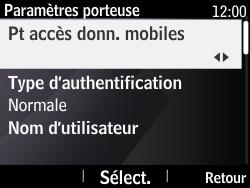 Nokia Asha 210 - Internet - Configuration manuelle - Étape 20