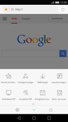Huawei P8 - Internet - Navigation sur Internet - Étape 7