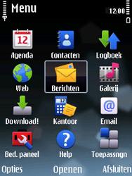 Nokia E75 - MMS - automatisch instellen - Stap 4