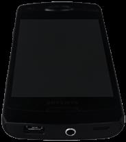 Samsung Wave 2 - Premiers pas - Découvrir les touches principales - Étape 6