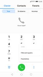 Huawei P9 - Android Nougat - Messagerie vocale - configuration manuelle - Étape 5