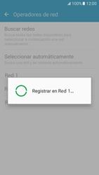 Samsung Galaxy S7 - Red - Seleccionar una red - Paso 9