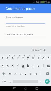 Huawei Mate S - Applications - Créer un compte - Étape 10