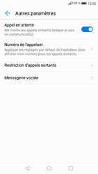 Huawei P9 - Android Nougat - Messagerie vocale - Configuration manuelle - Étape 6