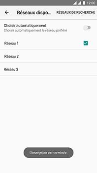 OnePlus 3 - Android Oreo - Réseau - utilisation à l'étranger - Étape 15