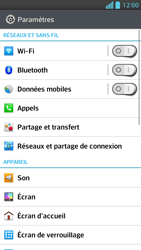 LG P875 Optimus F5 - Bluetooth - connexion Bluetooth - Étape 6