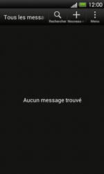 HTC T320e One V - SMS - Configuration manuelle - Étape 3