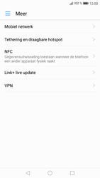 Huawei p9-lite-model-vns-l11-android-nougat - WiFi - Mobiele hotspot instellen - Stap 4