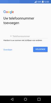 LG Q6 (M700) - Applicaties - Account aanmaken - Stap 13