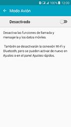 Samsung Galaxy J3 (2016) DualSim (J320) - Funciones básicas - Activar o desactivar el modo avión - Paso 5