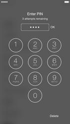 Apple iPhone iOS 8 - Primeiros passos - Como ativar seu aparelho - Etapa 7