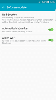 Samsung G928F Galaxy S6 edge plus - Software update - update installeren zonder PC - Stap 6