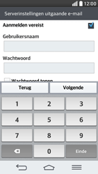 LG D620 G2 mini - E-mail - Handmatig instellen - Stap 15