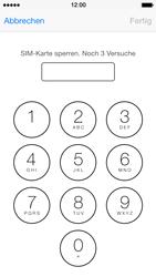 iphone 5s daten löschen ohne sim karte