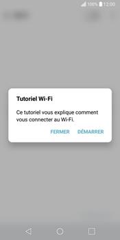 LG Q6 - WiFi et Bluetooth - Configuration manuelle - Étape 4