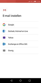Huawei P Smart - E-mail - Handmatig instellen (gmail) - Stap 7