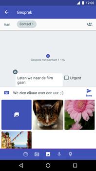 Huawei Nexus 6P - Android Oreo - MMS - afbeeldingen verzenden - Stap 11