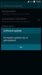 Samsung Galaxy S5 G900F - Netwerk - Software updates installeren - Stap 10