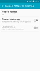 Samsung J500F Galaxy J5 - WiFi - Mobiele hotspot instellen - Stap 5