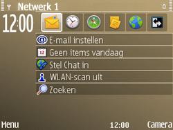 Nokia E72 - Buitenland - Bellen, sms en internet - Stap 12