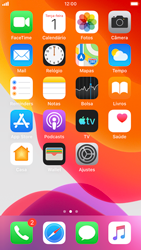 Apple iPhone 7 - iOS 13 - Chamadas - Como bloquear chamadas de um número específico - Etapa 2