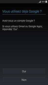 Samsung Galaxy Note 4 - Premiers pas - Créer un compte - Étape 7