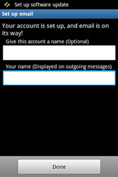 Samsung S6500D Galaxy Mini 2 - E-mail - Manual configuration - Step 14