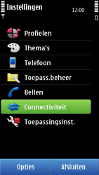 Nokia C6-01 - Internet - Handmatig instellen - Stap 4