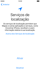 Apple iPhone 6s iOS 10 - Primeiros passos - Como ligar o telemóvel pela primeira vez -  10