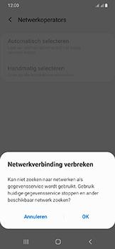 Samsung Galaxy A20e - Netwerk - gebruik in het buitenland - Stap 12