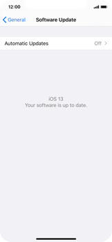 Apple iPhone 11 Pro - Device - Software update - Step 7