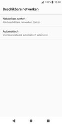 Sony Xperia XZ2 Compact - Netwerk - Handmatig een netwerk selecteren - Stap 7