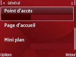 Nokia E63 - Internet - Configuration manuelle - Étape 14