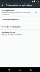 LG Google Nexus 5X - Internet (APN) - Como configurar a internet do seu aparelho (APN Nextel) - Etapa 8