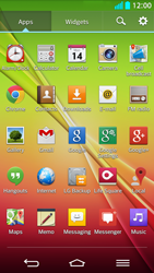 LG G2 - SMS - Manual configuration - Step 3