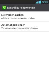 LG E610 Optimus L5 - Netwerk - gebruik in het buitenland - Stap 10