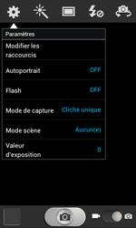 Samsung Galaxy Trend - Photos, vidéos, musique - Prendre une photo - Étape 7